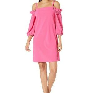 NEW Laundry by Shelli Segal Dress Cold Shoulders 8